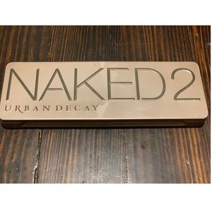 Naked2 Urban Decay Eyeshadow Pallette